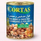 Cortas Fava Beans & Chick Peas 400g.jpg