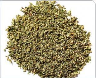 Dreied Oregano Leaf - Crushed 50g