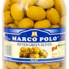 Marco Polo Pitted Green Olives 2000g