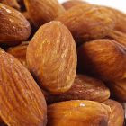 Roasted Almonds Plain No Salt 450g