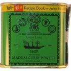 Ship Madras Curry Powder 125g