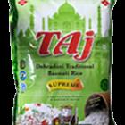 Taj Basmati Rice Supreme 5kg