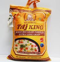 Taj King Basmati Rice 5kg