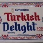Turkish Delight Raha Rose Maward 400g