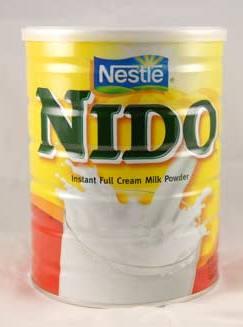 Nestle Nido Instant Dry Whole Milk 350g