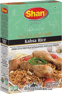 Shan Kabsa Spice Mix 60g