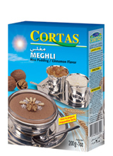 CORTAS MEGHLI POWDER 200g
