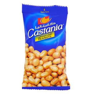 Castania Peanuts 100g