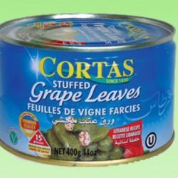 Cortas Stuffed Grape Leaves 400g