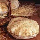 Peace Bakery lebanese bread wholemeal