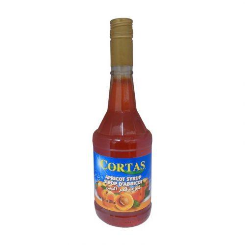 Cortas Apricot Syrup 600ml