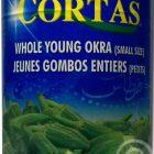 Cortas Green Okra 796g