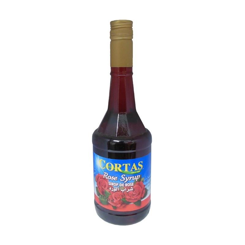 Cortas Rose Syrup 600ml